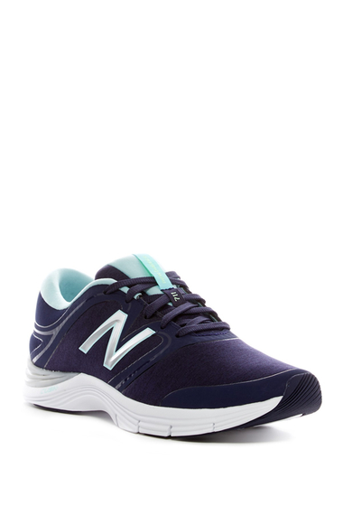 Incaltaminte Femei New Balance 711V2 Heather Training Sneaker - Wide Width Available DARK DENIM