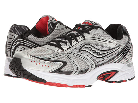 Incaltaminte Barbati Saucony Grid Phantom SilverBlackRed