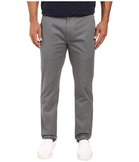 Imbracaminte Barbati Hurley One amp Only Chino Pants Cool Grey