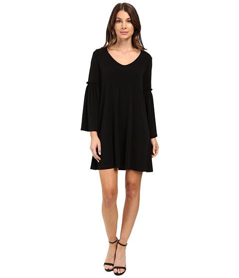 Imbracaminte Femei Karen Kane Bell Sleeve Dress Black