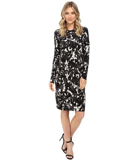 Imbracaminte Femei KAMALIKULTURE Long Sleeve Babydoll Dress Modern Camo
