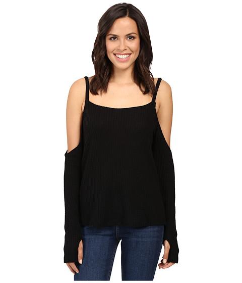 Imbracaminte Femei LnA Crescent Sweater Black