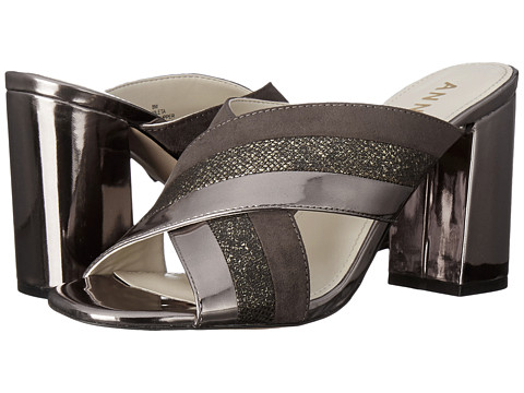 Incaltaminte Femei Anne Klein Wileta Dark Grey Multi Fabric
