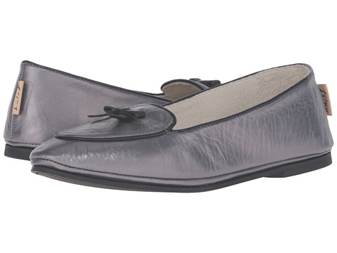 Incaltaminte Femei French Sole Sweet Pewter Metallic Nappa