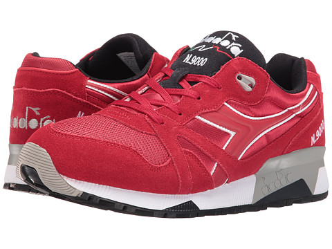 Incaltaminte Barbati Diadora Heritage N9000 NYL II Chili PepperNine Iron
