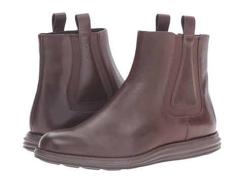 Incaltaminte Femei Cole Haan Original Grand Bootie Chestnut Leather