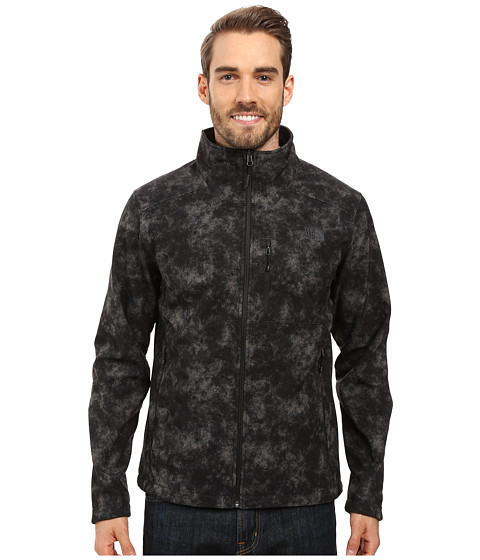 Imbracaminte Barbati The North Face Apex Bionic 2 Jacket Asphalt Grey Process Print (Prior Season)