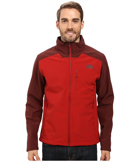 Imbracaminte Barbati The North Face Apex Bionic 2 Jacket Cardinal RedSequoia Red (Prior Season)