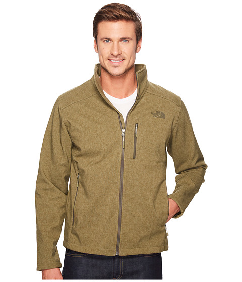Imbracaminte Barbati The North Face Apex Bionic 2 Jacket Burnt Olive Green HeatherBurnt Olive Green Heather
