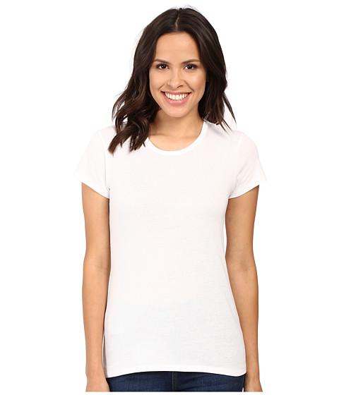 Imbracaminte Femei Alternative Apparel Vintage 5050 The Keepsake Top White