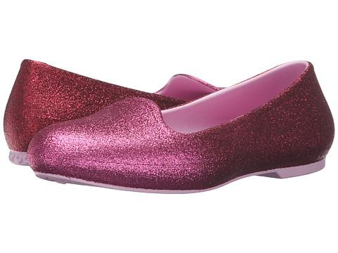 Incaltaminte Fete Crocs Eve Sparkle Flat (ToddlerLittle Kid) Party Pink