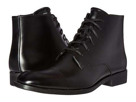 Incaltaminte Barbati Calvin Klein Darsey Black Box Leather