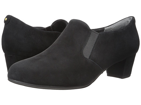 Incaltaminte Femei Rockport Total Motion Cherene Black Kid Suede