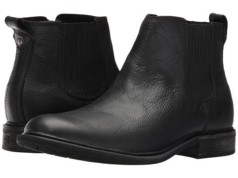 Incaltaminte Barbati SKECHERS Cobden Black Leather