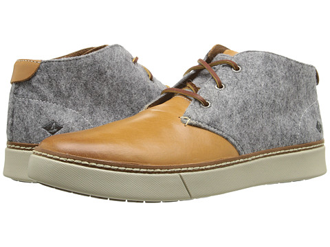 Incaltaminte Barbati Sperry Top-Sider Clipper Chukka TanGrey