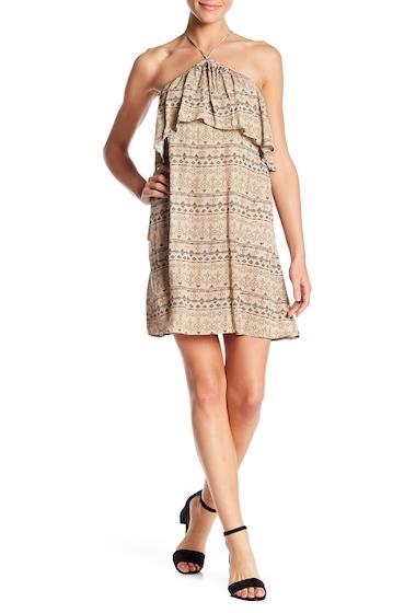 Imbracaminte Femei Lush Ruffled Halter Dress ETHNIC TAU