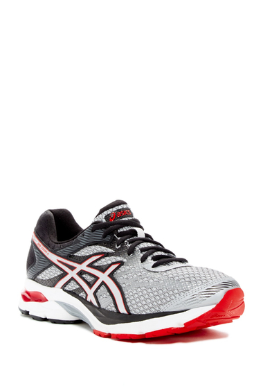 Incaltaminte Barbati ASICS GEL-Flux 4 Running Shoe GLACR GRY-