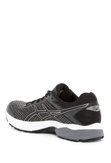 Incaltaminte Barbati ASICS GEL-Flux 4 Running Shoe BLACK-BLAC