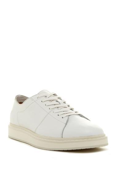 Incaltaminte Barbati Frye Mercer Low Sneaker WHITE