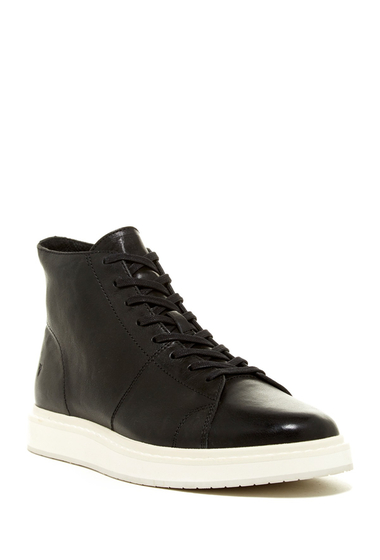 Incaltaminte Barbati Frye Mercer High Top Sneaker BLACK