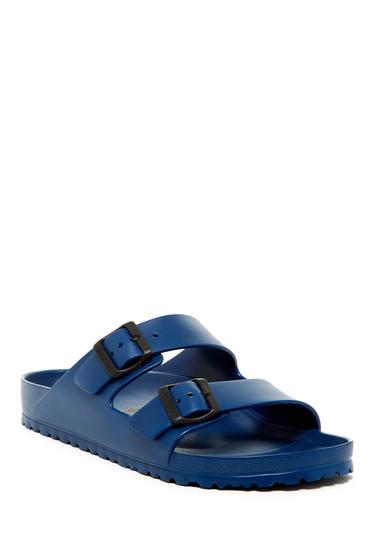 Incaltaminte Barbati Birkenstock Essentials Arizona Waterproof Classic Footbed Sandal BLUE