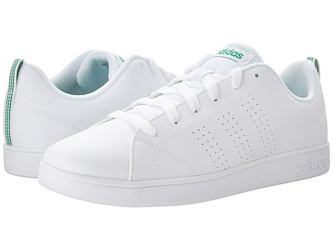 Incaltaminte Fete adidas Advantage Clean (Little KidBig Kid) White