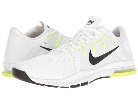 Incaltaminte Barbati Nike Zoom Train Complete WhiteBlackPure PlatinumVolt