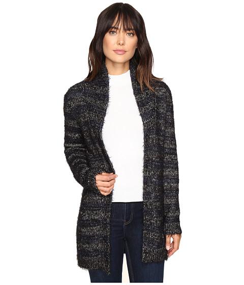 Imbracaminte Femei Lucky Brand Shine Stripe Cardigan Blue Multi