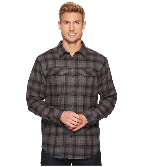 Imbracaminte Barbati Columbia Silver Ridge Flannel Long Sleeve Shirt Black Ombre