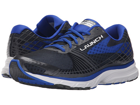 Incaltaminte Barbati Brooks Launch 3 AnthraciteElectric Brooks Blue