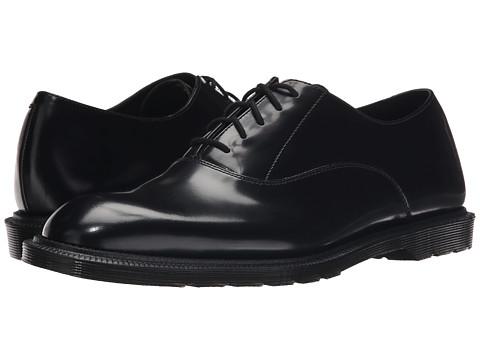 Incaltaminte Femei Dr Martens Fawkes Oxford Shoe Black Temperley