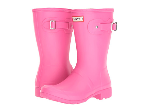 Incaltaminte Femei Hunter Original Tour Short Packable Rain Boots Ion Pink