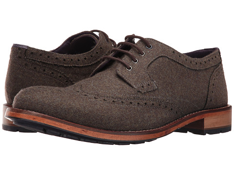 Incaltaminte Barbati Ted Baker Apren Brown Wool