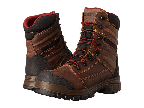 Incaltaminte Barbati Wolverine Renton LX 8quot Composite Toe Boot Brown