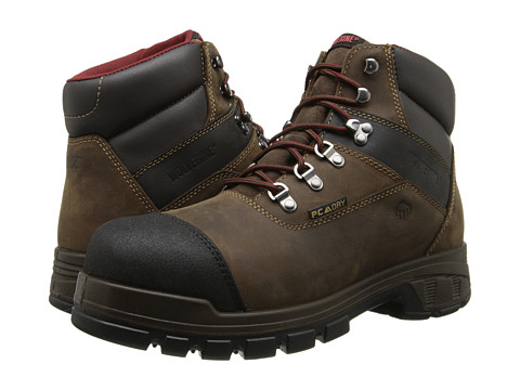 Incaltaminte Barbati Wolverine 6quot Renton EPXtrade Anti-Fatigue Insulated PC Dry Waterproof Composite-Toe Boot Brown