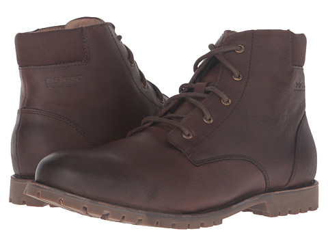 Incaltaminte Barbati Bogs Johnny 5-Eye Boot Hazelnut