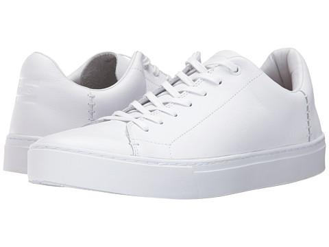 Incaltaminte Barbati TOMS Lenox White Leather