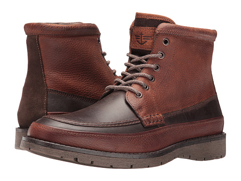 Incaltaminte Barbati Dockers Randol Red Brown Crazy Horse