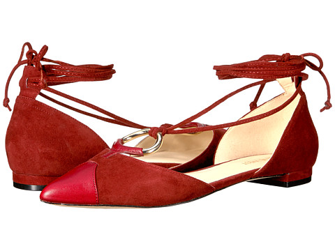 Incaltaminte Femei Nine West Alice Dark RedDark Red Suede