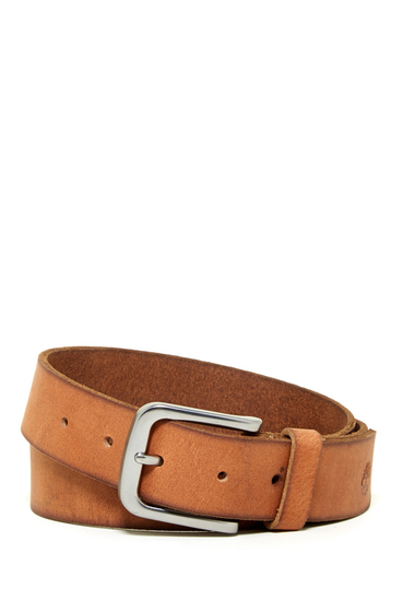 Accesorii Barbati Timberland 35mm Classic Leather Belt BROWN