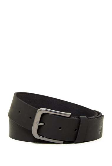 Accesorii Barbati Timberland 35mm Classic Leather Belt BLACK