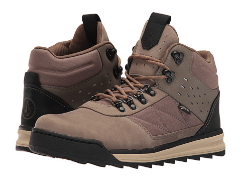Incaltaminte Barbati Volcom Shelterlen GTX Boot Chestnut Brown