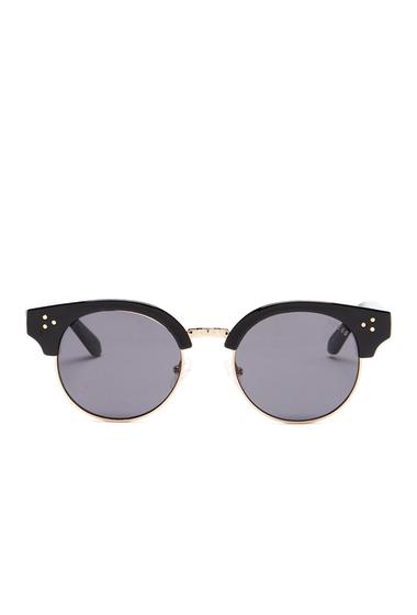 Ochelari Femei GUESS Womens Injected Round Sunglasses SBLK-SMK