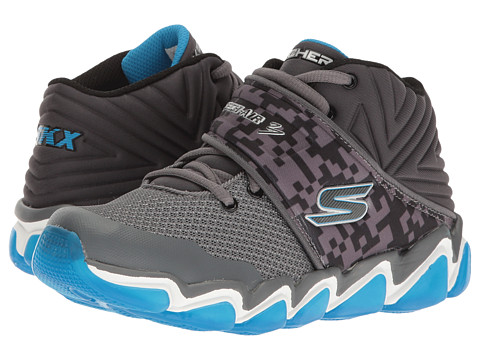 Incaltaminte Baieti SKECHERS Skech Air 30 - Abrupt Impacts (Little KidBig Kid) CharcoalBlue