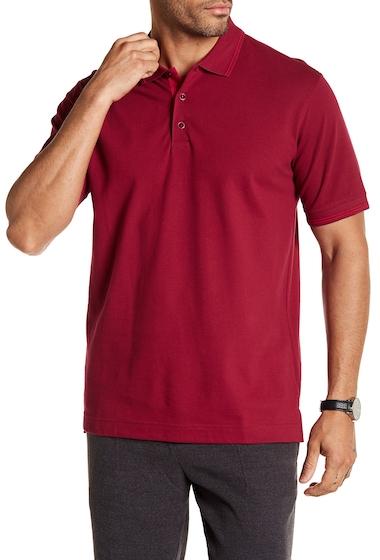 Imbracaminte Barbati Robert Graham Clock Tower Classic Fit Polo Shirt RASPBERRY