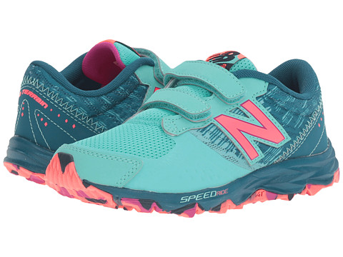 Incaltaminte Fete New Balance Kids KE690V2Y (Little KidBig Kid) GreenPink