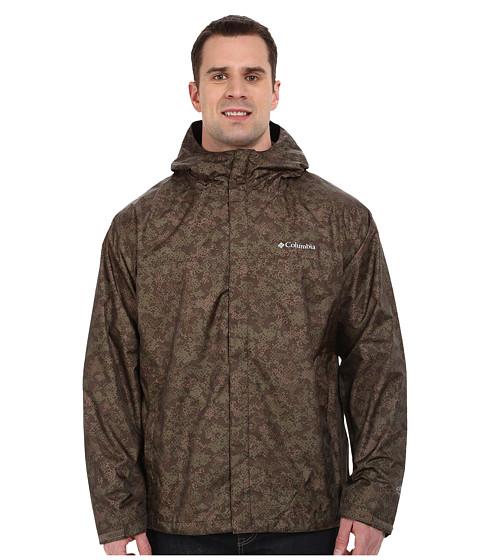 Imbracaminte Barbati Columbia Big amp Tall Watertighttrade Printed Jacket Commando Digital Camo