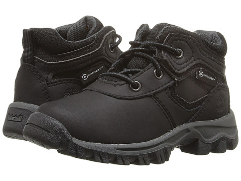 Incaltaminte Fete Timberland Mt Maddsen Mid Waterproof (ToddlerLittle Kid) Black Oiled