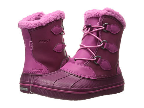 Incaltaminte Fete Crocs AllCast II Boot (ToddlerLittle Kid) Berry