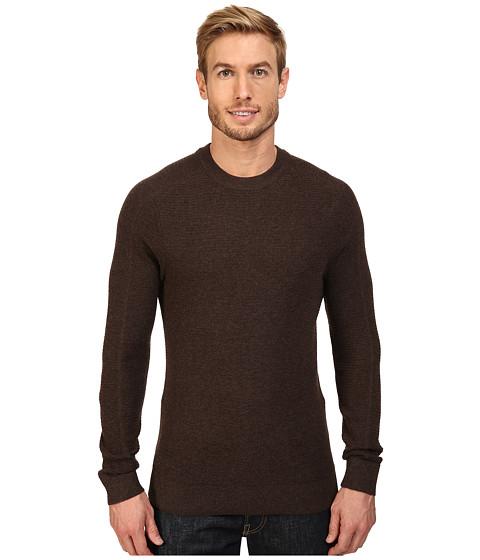 Imbracaminte Barbati Royal Robbins All Season Merino Thermal Crew Sweater Petrified Oak
